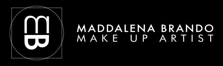 Logo Maddalena Brando Make up Artist